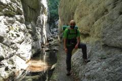 Forra del Rio Freddo-Umbria...ancora un po' di pazienza