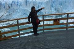 Patagonia ghiacciaio Perito Moreno... ora resto a casa