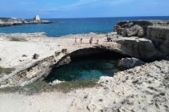 Enzo: Roca Vecchia-Grotta della Poesia... ma ora #RestoACasa