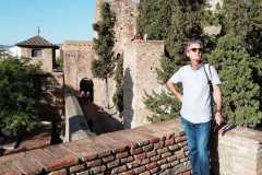 Alcazaba di Malaga...ma ora resto a casa e Vi auguro Buona Pasqua