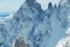 Nuccia: Punta Helbronner  Monte Bianco...ora resto a casa